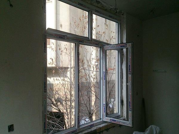 قیمت پنجره یو پی وی سی