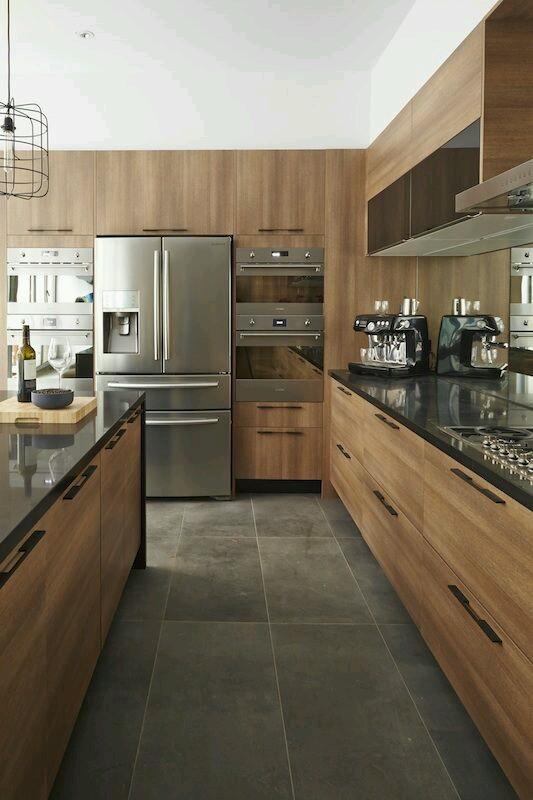 21 مدل کابینت آشپزخانه مدرن برای منزل